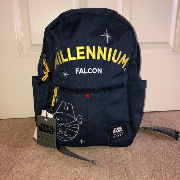 Star Wars State Millennium Falcon Backpack